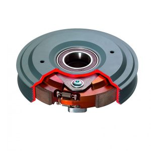 Suco centrifugaalkoppeling rem type P