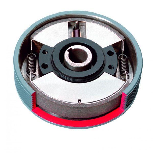 Suco centrifugaalkoppeling rem type W