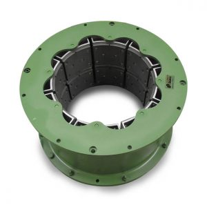 Wichita DC DCV drum clutches and brakes
